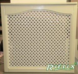 Экран для батарей из материала RIFLIX