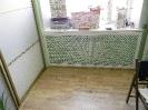 Экран для радиатора отопления в гардеробную Казань