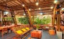 Бамбук интерьер  комната кафе бар котедж