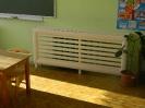 Экраны для батарей в школы и детские сады