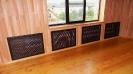 Декоративные экраны в загородный дом